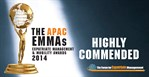 APAC-EMMAs -2014-Highly -Commended -button HIGH